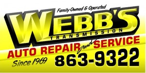 webbs auto repair shop